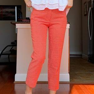 J Crew orange pants 2